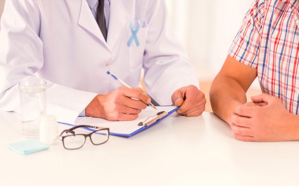 cancer de próstata escrutinio